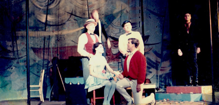 1965 The Fantasticks