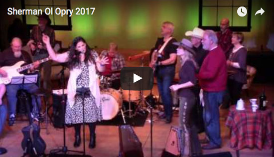 Sherman Ol Opry 2017 Cisco Kid